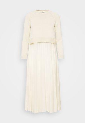 AIDONE  - Vestido informal - creme