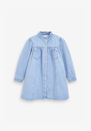 Denim dress - blue