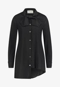 Nicowa - NIBOWA - Button-down blouse - schwarz - 4