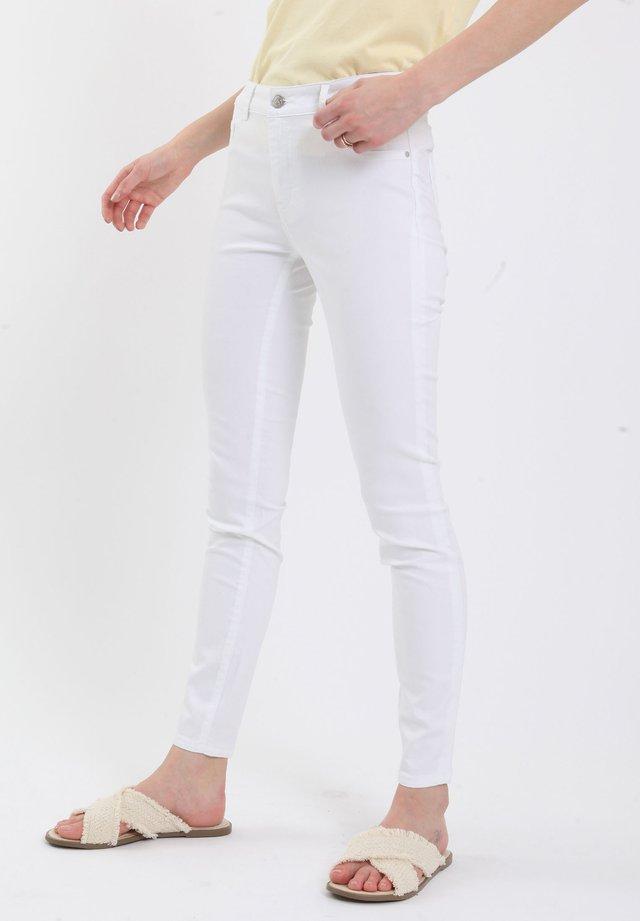 Jeans Skinny Fit - naturweiß