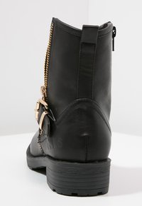 H.I.S - Cowboy/biker ankle boot - black - 3