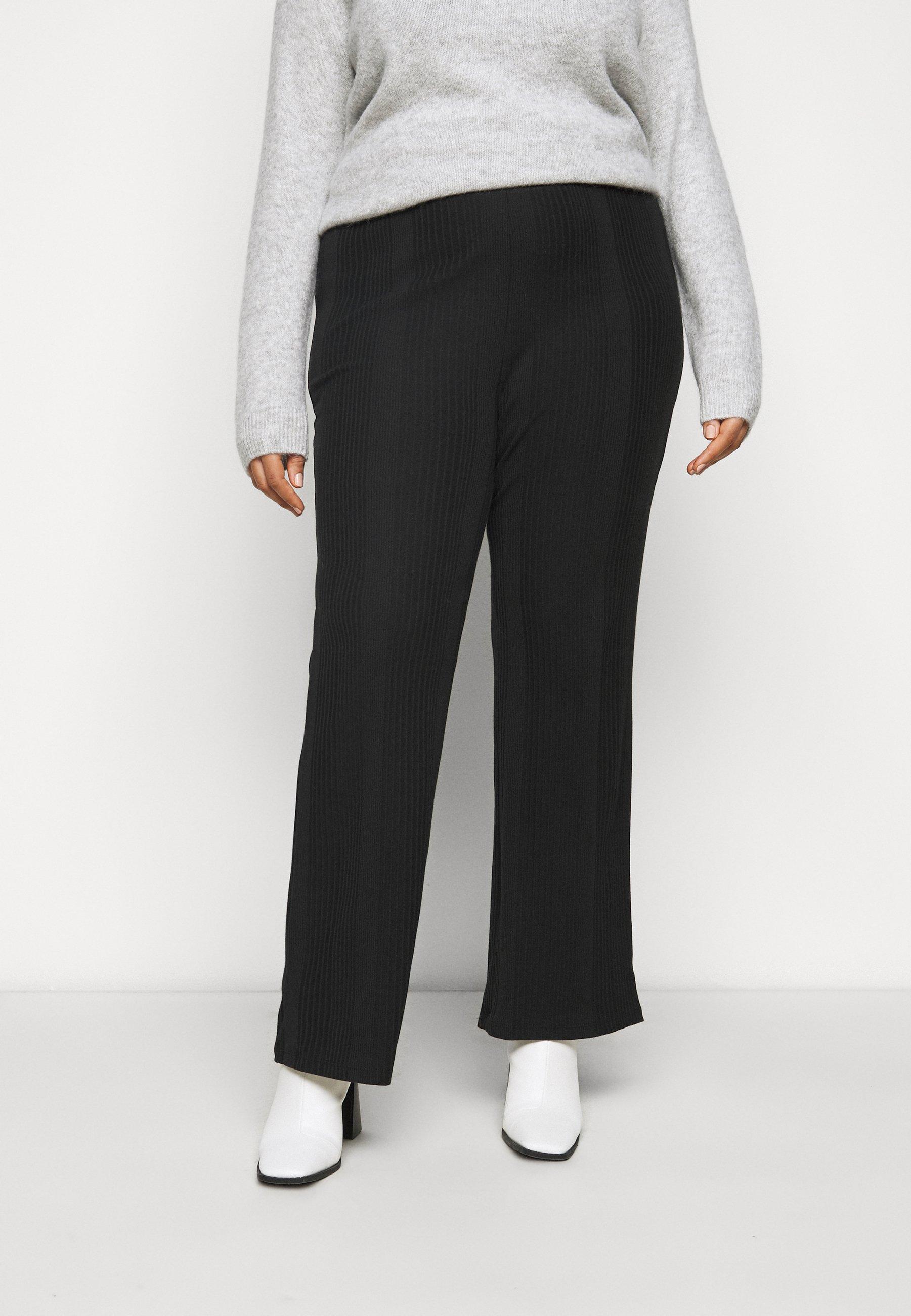 Women PCMANVI WIDE PANT - Tracksuit bottoms