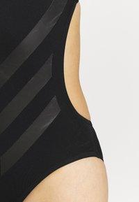 adidas Performance - PRO BIG - Plavky - black - 5