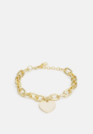 VITAL BIG BRACE PLAIN - Bracelet - gold-coloured