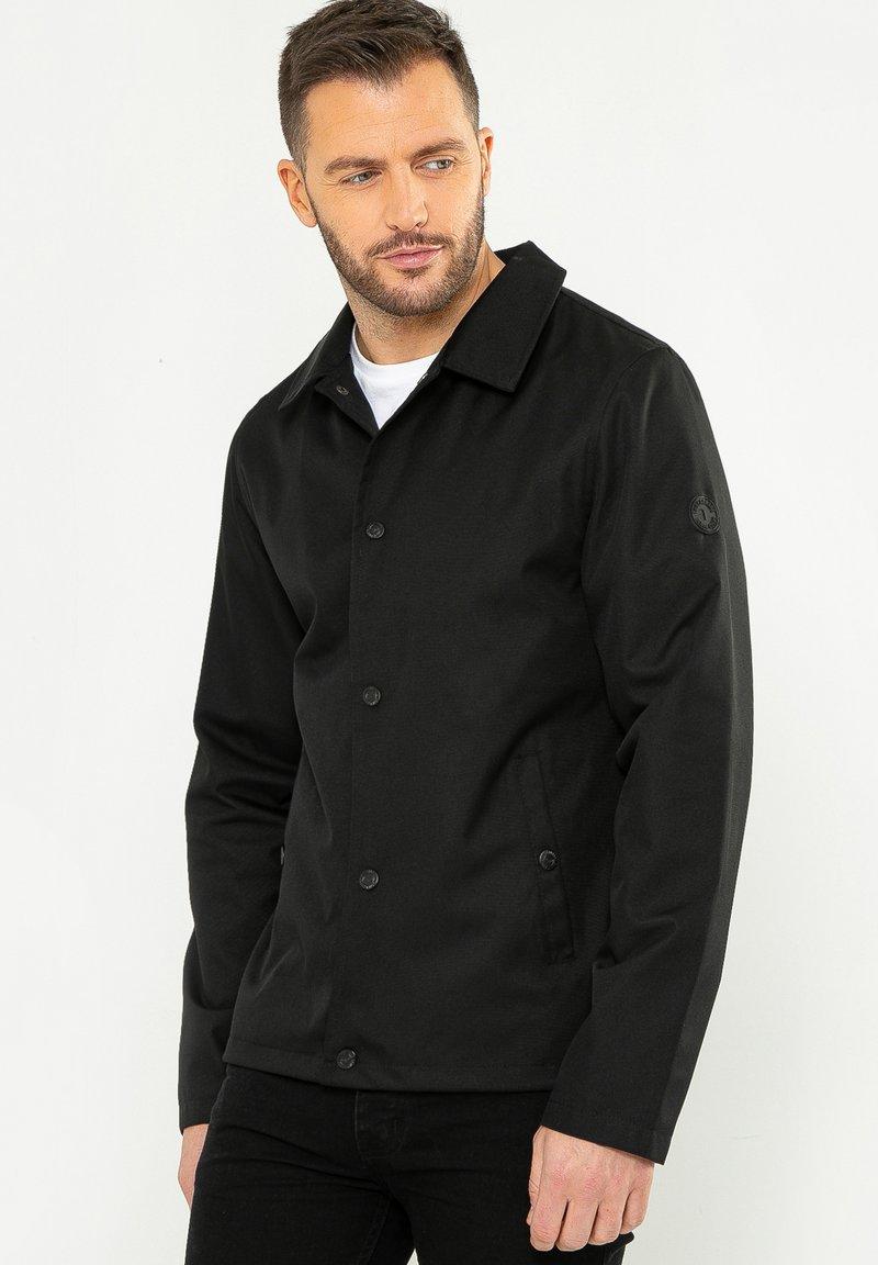 Threadbare - Light jacket - schwarz