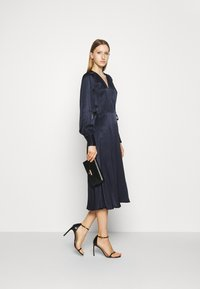 Bruuns Bazaar - SOFIA NOORA DRESS  - Day dress - navy - 1