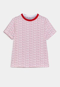 The Marc Jacobs - Print T-shirt - white/red - 0