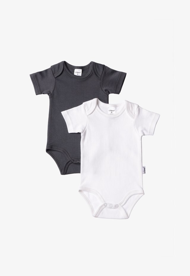 2PACK - Body - white / anthracite