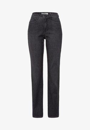 STYLE CAROLA - Straight leg jeans - gray