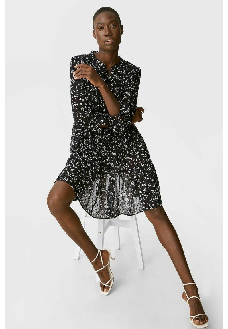 C&A Premium - Day dress - black