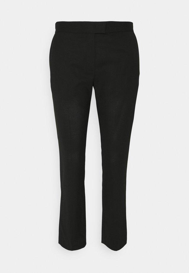 WOMENS TROUSERS - Pantaloni - black