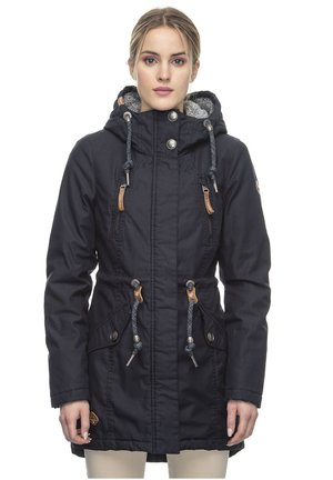 ELSIE - Winter coat - navy