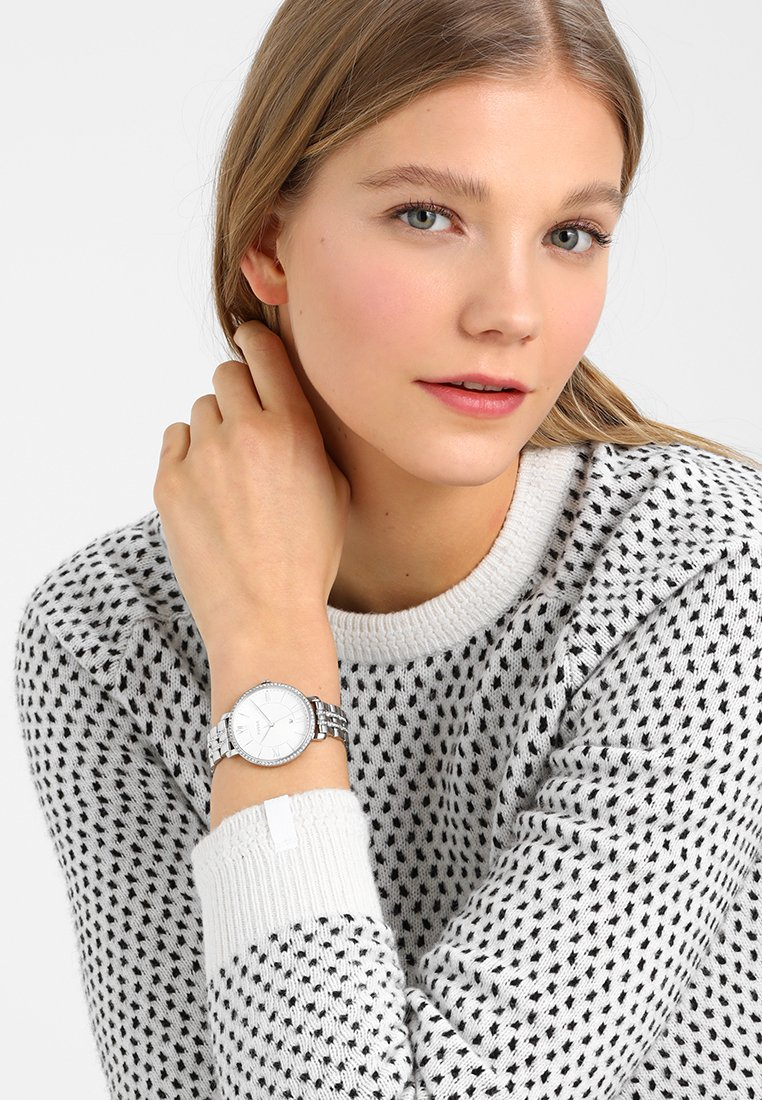 Fossil - JACQUELINE - Watch - silver-coloured