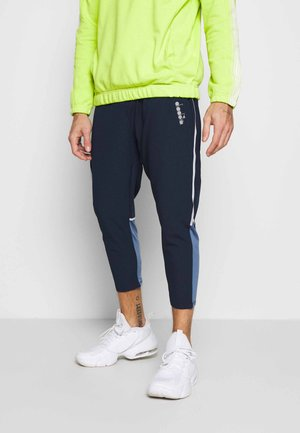 7/8 RUNNING PANTS BE ONE - Tracksuit bottoms - blu corsaro
