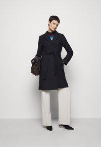 Filippa K - KAYA COAT - Classic coat - navy - 1