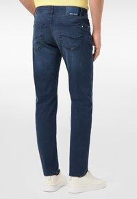 Pierre Cardin - Straight leg jeans - dark blue - 2