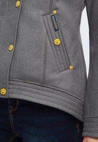 Schmuddelwedda - ANORAK - Outdoor jacket - olive melange - 3