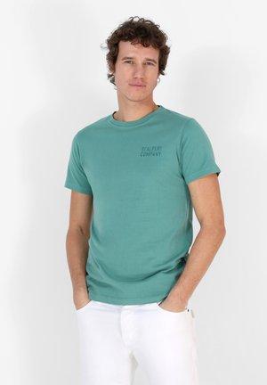 ADDICT - T-shirt z nadrukiem - water