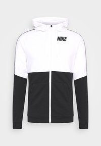 Nike Performance - DRY  - veste en sweat zippée - white/black - 5