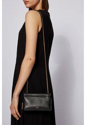 KATLIN MINI CLUTCH-N - Across body bag - black