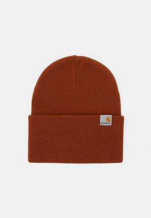PLAYOFF BEANIE UNISEX - Berretto - brandy
