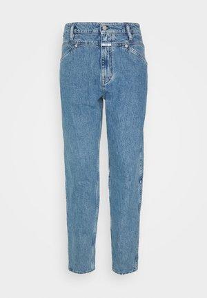 X LENT  - Zúžené džíny - mid blue