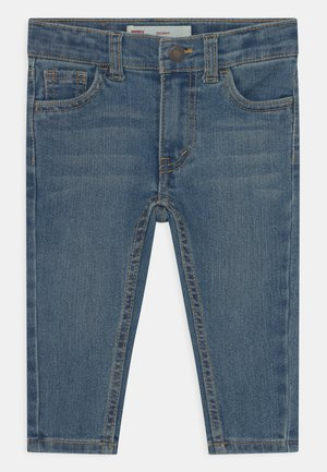SKINNY  - Jeans Skinny Fit - blue denim/dark blue