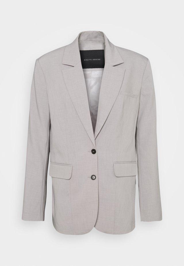 MERCY - Krátký kabát - light grey