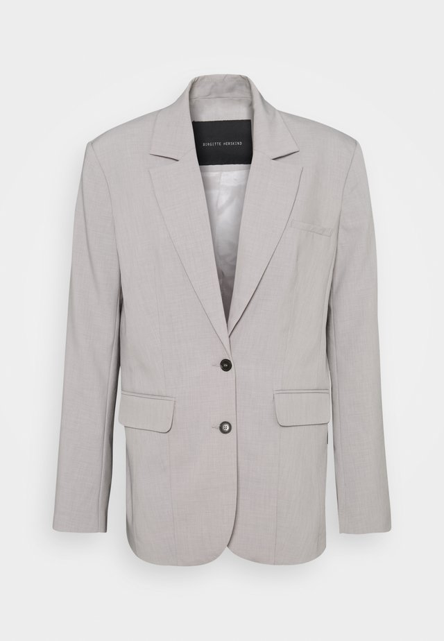 MERCY - Manteau court - light grey