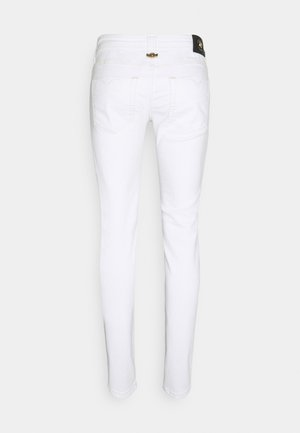 COAL - Slim fit -farkut - white