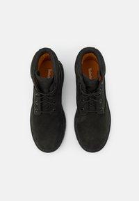 Timberland - BOOT - Botki sznurowane - black - 3