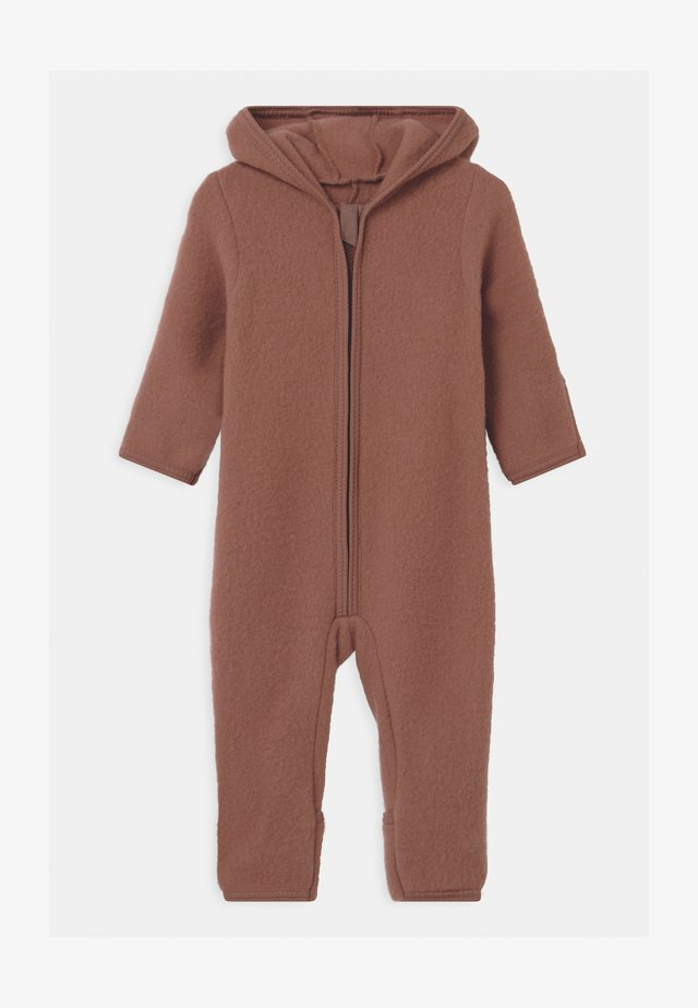 ALLIE WITH EARS UNISEX - Overall / Jumpsuit /Buksedragter - rosewood