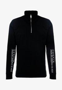 Diesel - DIEGO DOLCE - Långärmad tröja - black - 4