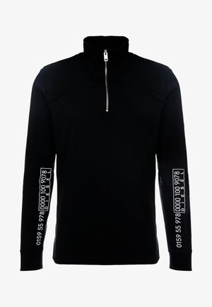 DIEGO DOLCE - Long sleeved top - black