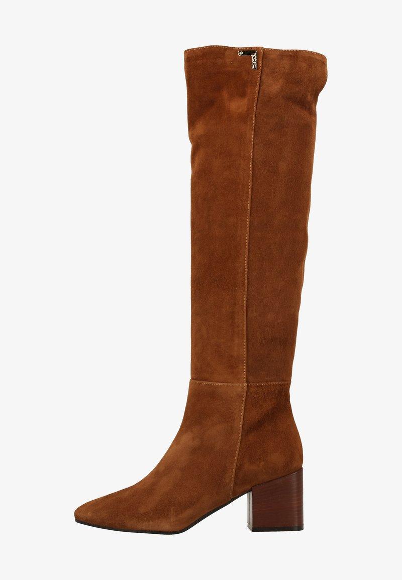 Scapa - Boots - midden bruin