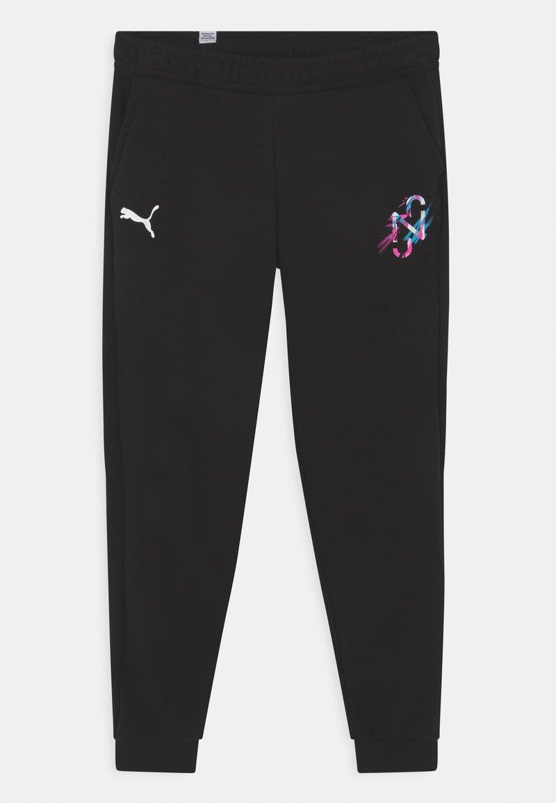 Puma - NEYMAR CREATIVITY UNISEX - Spodnie treningowe - black