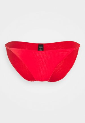 BRIEF - Braguitas - bright red
