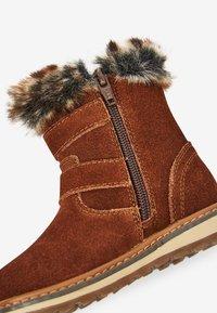 Next - Snowboots  - brown - 3