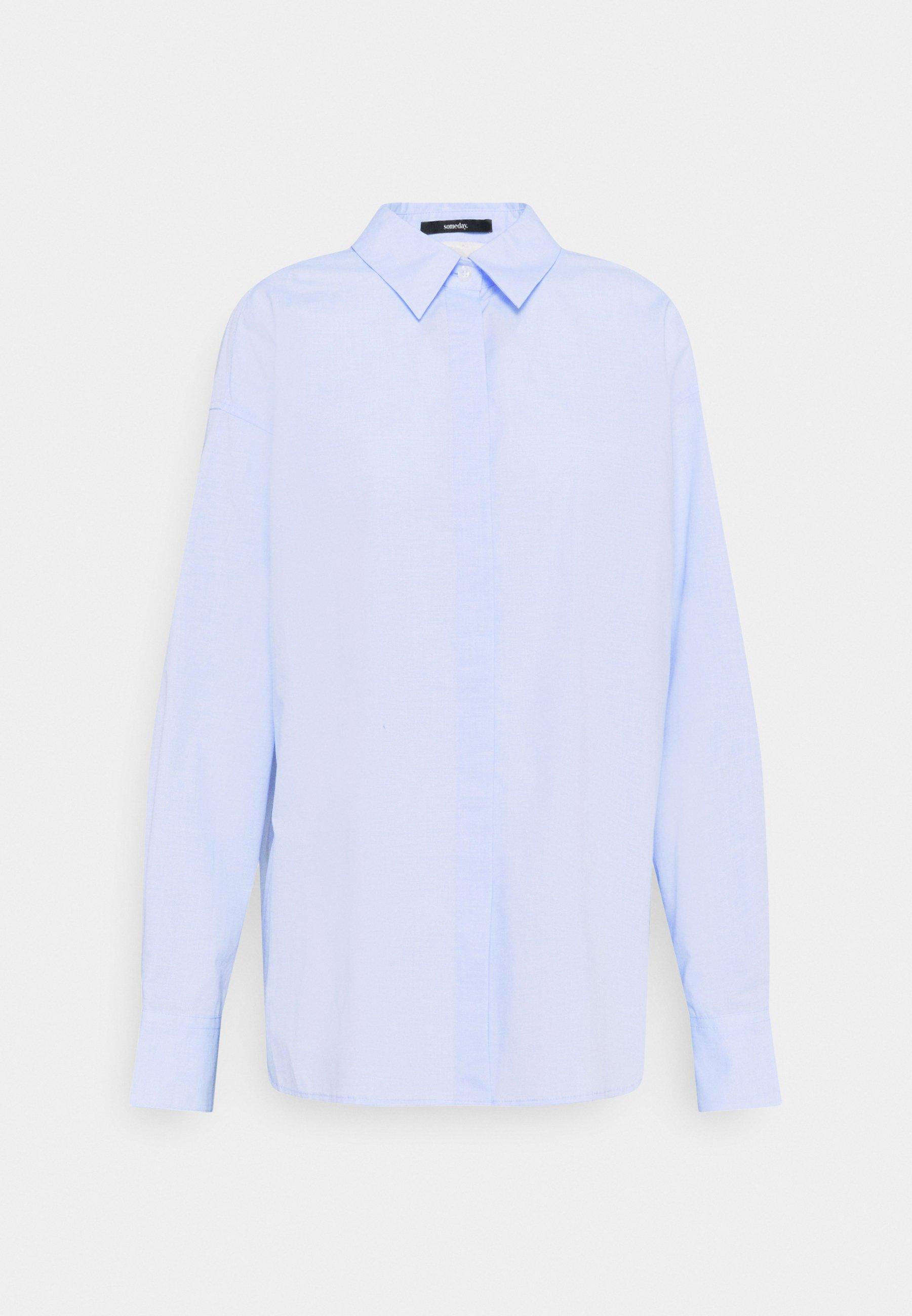 Women ZONGA - Button-down blouse