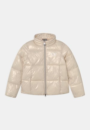 Winter jacket - sand dollar