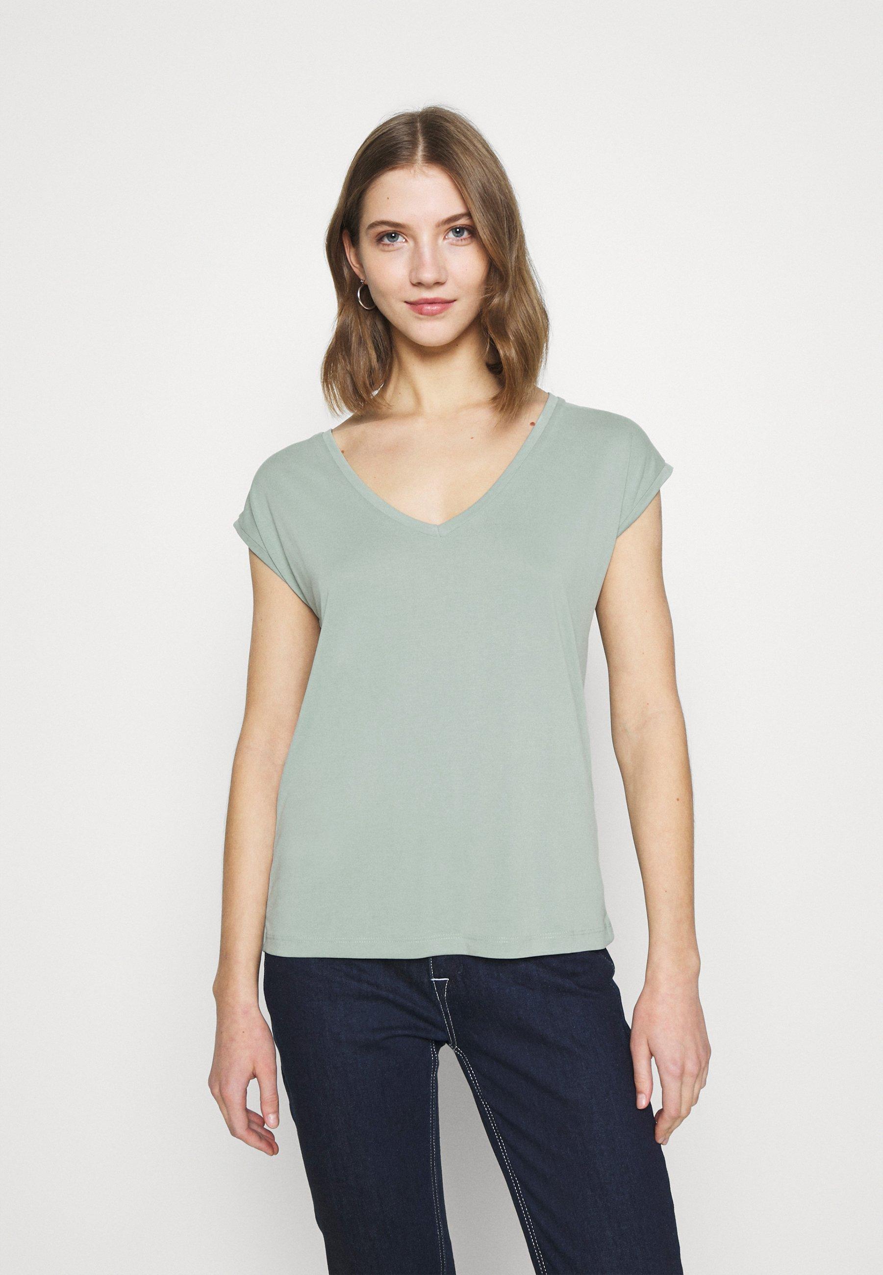 Damen PCKAMALA TEE NOOS BC - T-Shirt basic