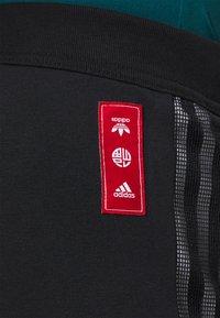 adidas Performance - REAL MADRID - Club wear - black - 5