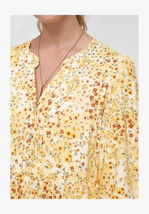 Day dress - sunlight yellow