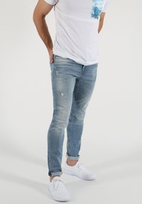 Miracle of Denim - Slim fit jeans - blue denim - 2