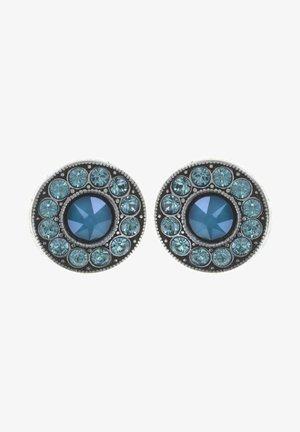 Earrings - hellblau