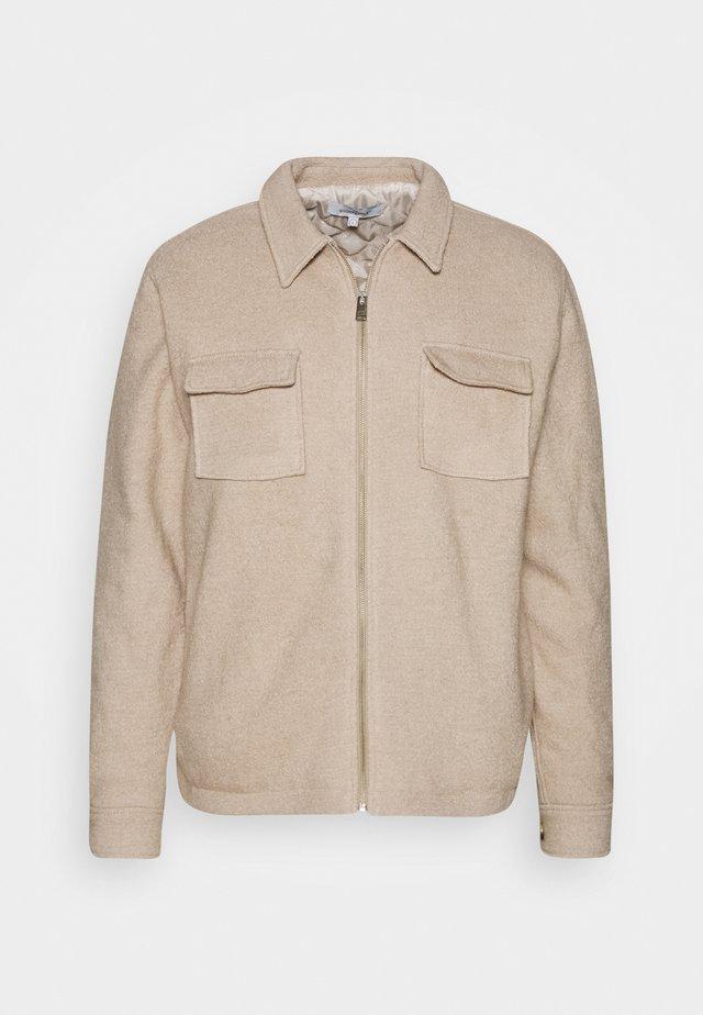 STEDDY - Lett jakke - beige