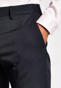 River Island - Trousers - navy - 3