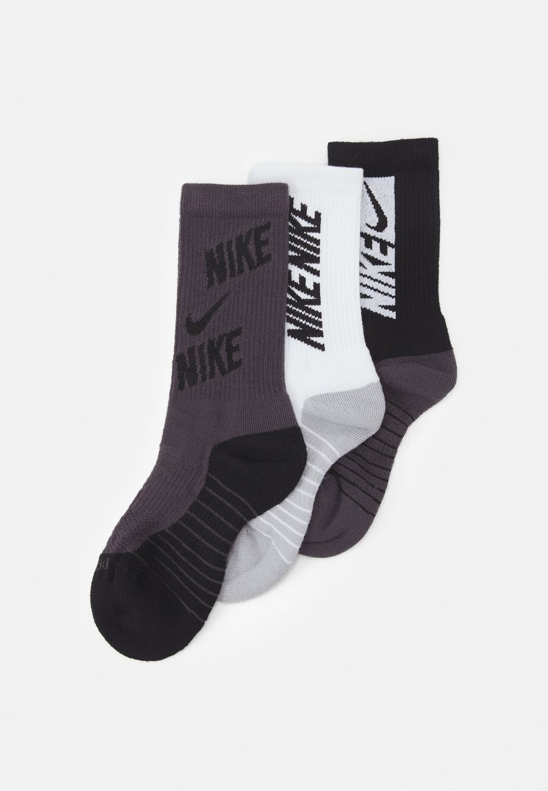 Nike Performance - EVERYDAY MAX CUSH CREW 3 PACK UNISEX - Sports socks - multi-color