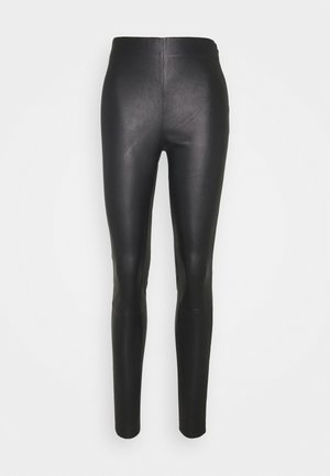 OBJTILDE  - Leggings - Trousers - black