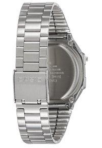 Casio - COLLECTION RETRO - Digital watch - silver-coloured - 3